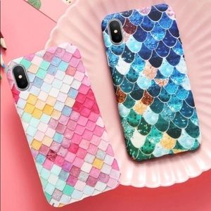 Geometric print iPhone cases - iPhone 7+/8+ NWT